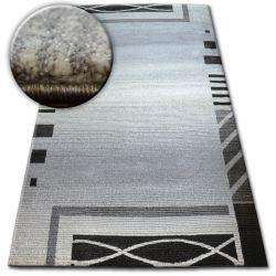 Koberec SHADOW 8597 stříbro