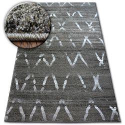 Shadow szőnyeg 9529 vizon / fehér