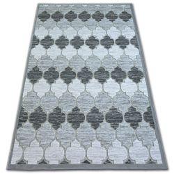 Carpet ACRYLIC YAZZ 3766 Grey Trellis