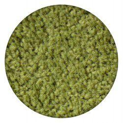 Alfombra ETON círculo verde