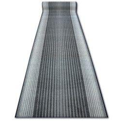 Vastag csúszásgátló futó szőnyeg CAPITOL szürke