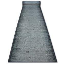 Vastag csúszásgátló futó szőnyeg GABBEH szürke azték ETHNIC