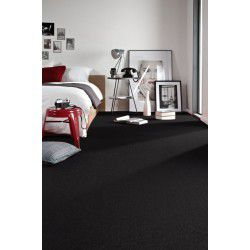 Trendy szőnyegpadló szőnyeg 159 fekete