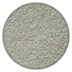 Carpet circle TRENDY 300 white