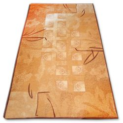 Alfombra ISFAHAN MUSCA beige oscuro