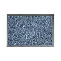 Doormat GOLDTWIST blue