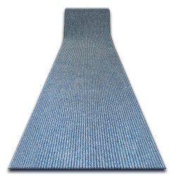 Придверний килим на погонні метри LIVERPOOL 036 синій