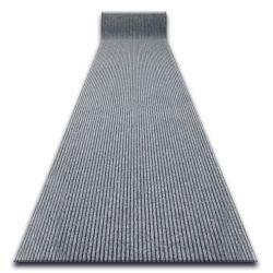 Придверный ковер на погонные метры LIVERPOOL 070 яркий серый