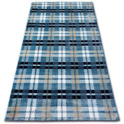 Carpet SAMPLE W2314 blue