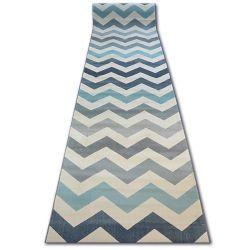 Alfombra de pasillo SCANDI 18248/371 - Zigzag