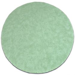 Covor rotund Serenade verde