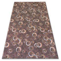 Drops szőnyegpadló barna