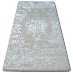 Akril manyas szőnyeg 0917 Elefántcsont
