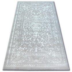 Akril manyas szőnyeg 0916 Szürke/Elefántcsont