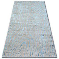 Tapis ACRYLIQUE MANYAS 1703 gris/Bleu