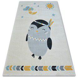 Tæppe PASTEL 18401/062 - pingvinEK fløde