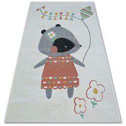 Carpet PASTEL 18403/063 - MOUSE cream