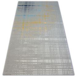 Carpet SCANDI 18216/051 - stripes checkered