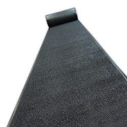 Paillasson en mètres courants VERONA noir