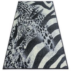 Carpet BCF FLASH SAFARI 3912 black/grey