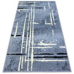 Carpet BCF BASE FUZZY 3909 LINES grey/black