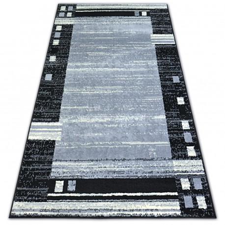 Tapis BCF BASE CHASSIS 3881 CADRE gris/noir