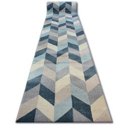 Nordic futó szőnyeg HALSZÁLKÁS kék G4582