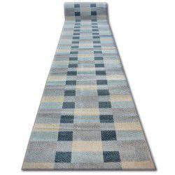 Alfombra de pasillo NORDIC LOFT gris/crema G4598