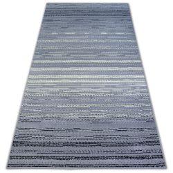 Ковер BCF BASE TIDE 3870 полоски серый/кремовый