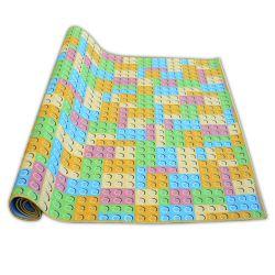 Passadeira carpete infantil LEGO