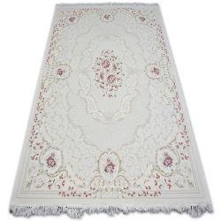 Carpet ACRYLIC MIRADA 0132 Cream/Pembe Fringe