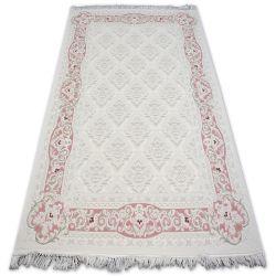 Carpet ACRYLIC MIRADA 5418 Pink/Pudra Fringe