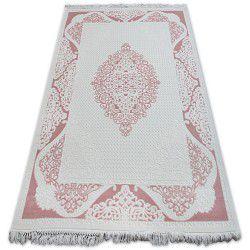 Carpet ACRYLIC MIRADA 5416 Powder ( Pudra ) Fringe