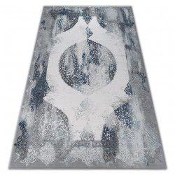 Akril valencia szőnyeg 5040 HAJNAL kék / szürke