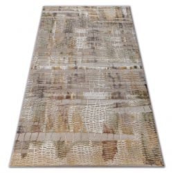 Teppich ACRYL VALENCIA 5032 RINDE Beige / Gelb / Ocker
