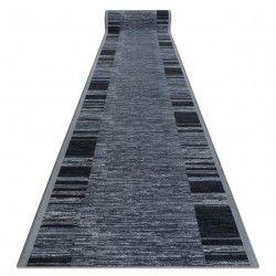 Csúszásgátló futó szőnyeg ADAGIO szürke