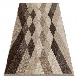 Tæppe FEEL 5674/15055 Roma beige / brun / fløde