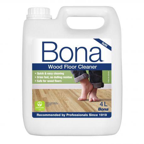 BONA WOOD FLOOR CLEANER Nettoyant pour planchers de bois