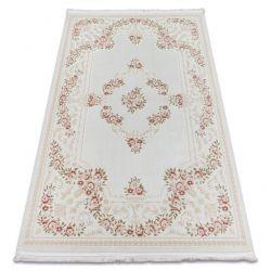 Carpet ACRYLIC ERCIYES 8702 Flowers pink
