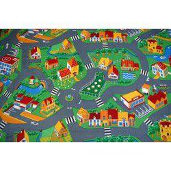 Passadeira carpete LITTLE GOLIATH - veludo