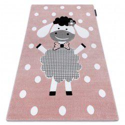 Carpet PETIT DOLLY sheep pink