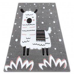 Carpet PETIT LAMA grey