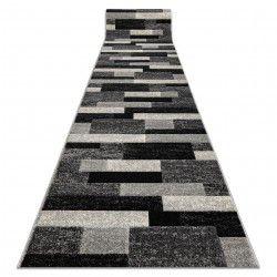 Tapis de couloir FEEL 5756/16811 RECTANGLES gris
