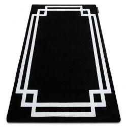 HAMPTON szőnyeg Lux fekete