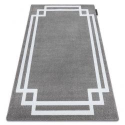 HAMPTON szőnyeg Lux szürke