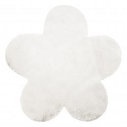 Szőnyeg NEW DOLLY virág G4372-3 fehér A NYÚJSZŐR SZÉLESSÉGE