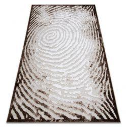 Carpet ACRYLIC YAZZ W8535 TREE RING STUMP beige