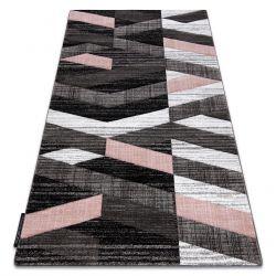 Carpet ALTER Bax Stripes blush pink
