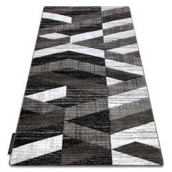 Carpet ALTER Bax Stripes grey