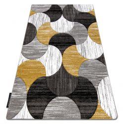 Teppich ALTER Geo Muscheln gold